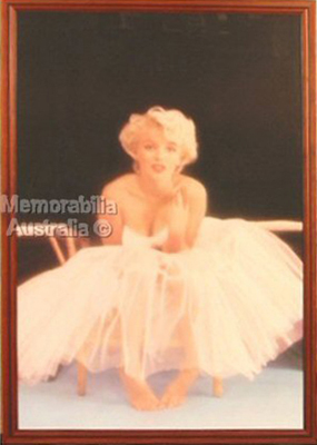 Marilyn Monroe Framed Print 6