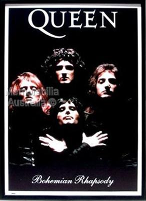 Queen - Bohemian Rhapsody Poster