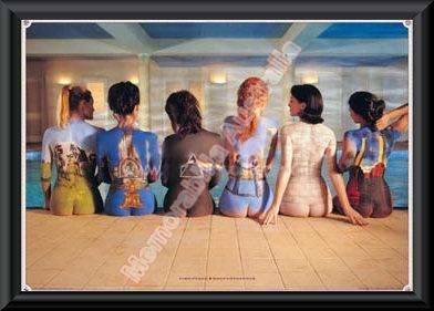 Pink Floyd Framed Poster 1