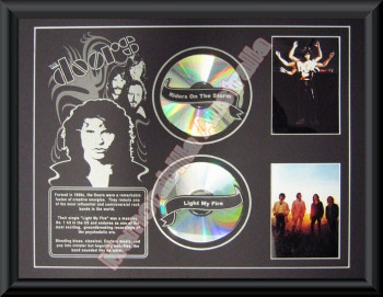 The Doors Printed CD Matt