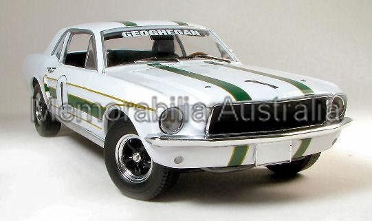 1:18 Ian 'Pete' Geoghegan's 1967 Ford Mustang