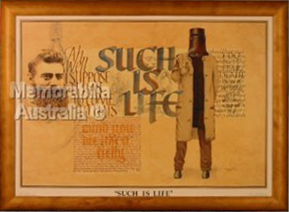 Such is Life Art Print
