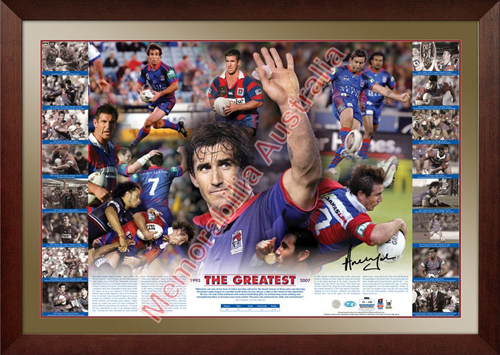 Andrew Johns The Greatest
