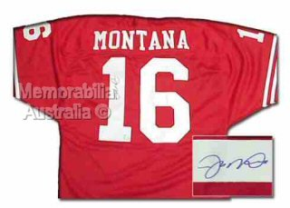 San Francisco 49ers Red Jersey