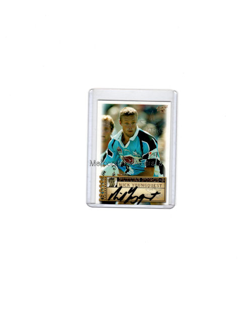 Nick Youngquest  NRL 03 Sig