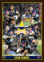 North Queensland Cowboys  Star Series