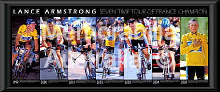 Lance Armstrong Victories