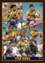 Parramatta Eels Star Series