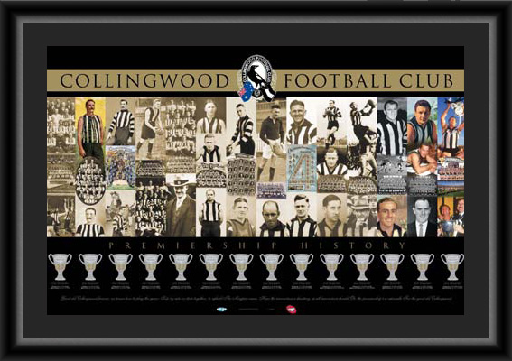Collingwood Football Club Montage