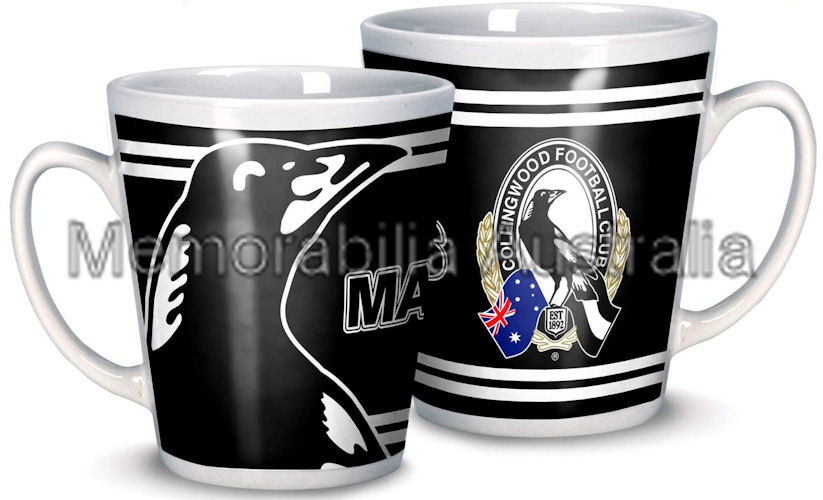 Collingwood Magpies 11oz Ceramic Mug