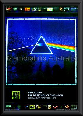 Pink Floyd Poster Framed