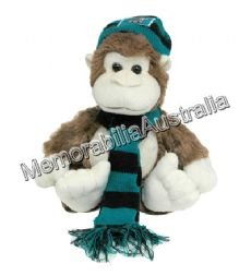 Port Adelaide Power  AFL 24cm Monkey