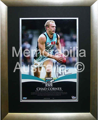 Chad Cornes Star Shot Print