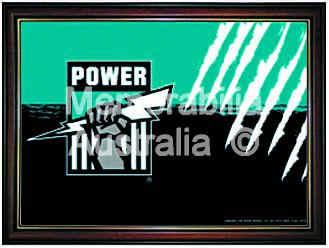 Port Adelaide Framed Logo Poster