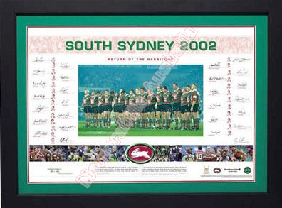2002 Return of the Rabbitohs