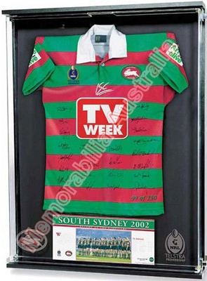 South Sydney 2002 Commemorative Jersey