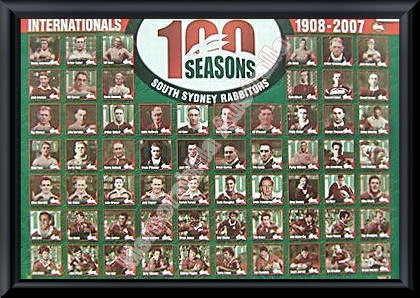 100 Years of the South Sydney Rabbitohs