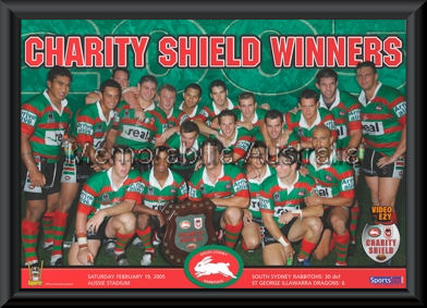 South Sydney Rabbitohs Charity Shield