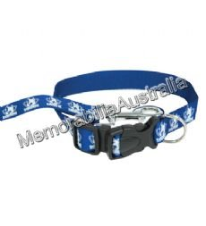North Melbourne Kangaroos  AFL Dog Collar