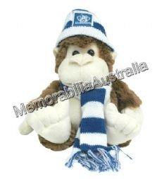 North Melbourne Kangaroos  AFL 24cm Monkey