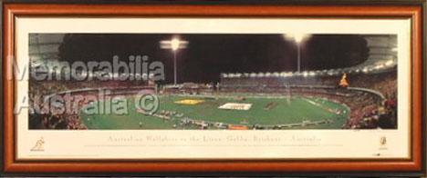 2001 - Wallabies vs Lions