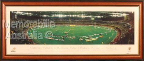 2001 - Wallabies vs Lions 2nd Test