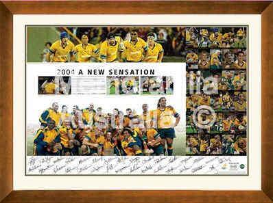 A New Sensation - 2004