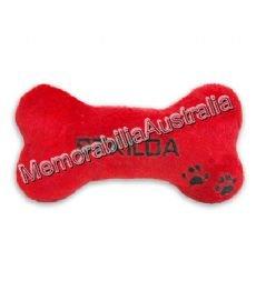 St Kilda Saints  AFL Dog Chew Toy