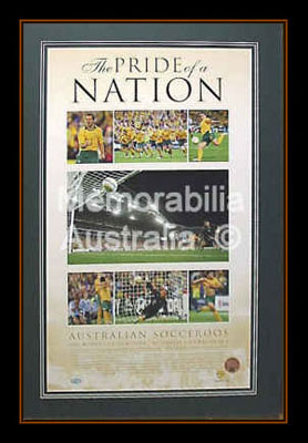 Socceroos - Pride of a Nation