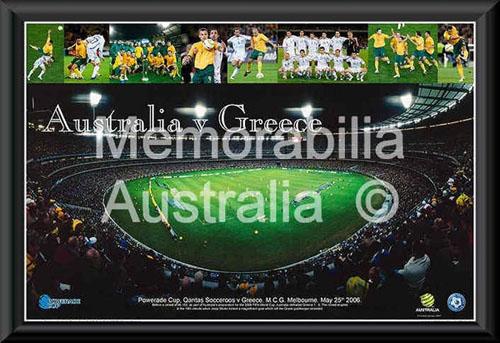 2006 Australia vs Greece