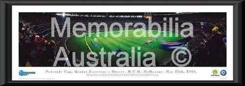 2006 Australia vs Greece Panoramic