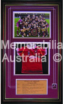 2006 QLD State of Origin Series Win