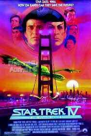 Star Trek 4 Voyage Home