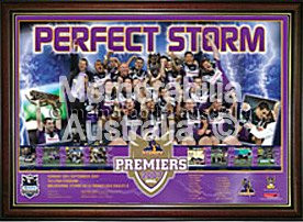 2007 The Perfect Storm