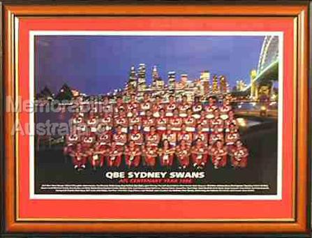 1996 Sydney Swans Centenary Year