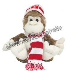 Sydney Swans  AFL 24cm Monkey