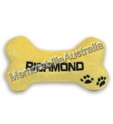 Richmond Tigers AFL Dog Chew Toy