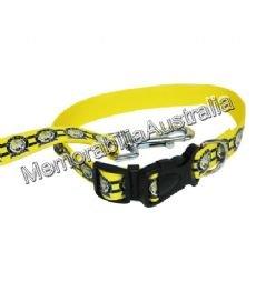 Richmond Tigers  AFL Dog Collar