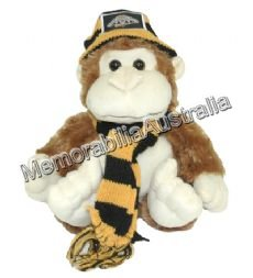 Wests Tigers 24cm Monkey