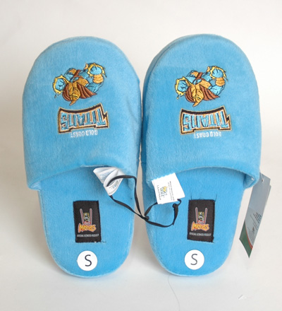 Gold Coast Titans Slippers - Large