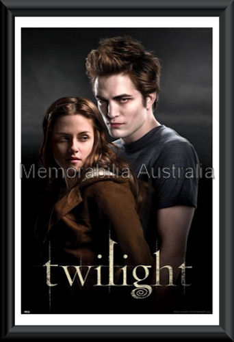 Twilight Poster Framed