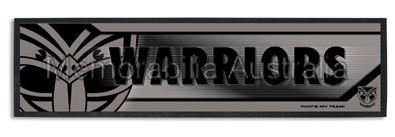 New Zealand Warriors Bar Runner