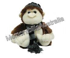 New Zealand Warriors 24cm Monkey