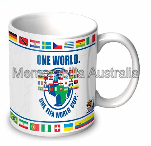 FIFA One World 11oz Coffee Mug