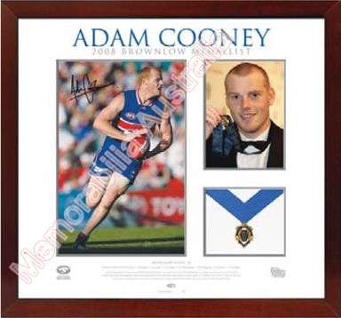 Adam Cooney Framed Photo Collage