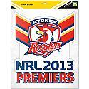 Sydney Roosters 2013 NRL Premiership Jumbo Sticker