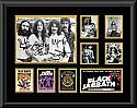 Black Sabbath Montage Framed