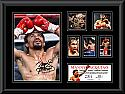 Manny Pacquiao Montage Framed