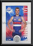 Western Bulldogs Hero Adam Cooney signed