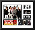 Rolling Stones 2014 Tour framed Montage